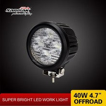10W CREE led Chips auto lamp 12Volt waterproof Offroad led lamp 12v car