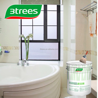 3TREES Free sample available concrete waterproof coating with multiple usage