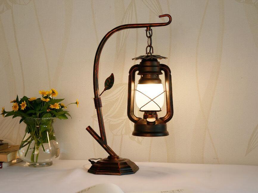 chinese bedside antique brass desk table lamp base with. Black Bedroom Furniture Sets. Home Design Ideas