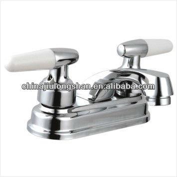 double handle 4 inch lavatory faucet,mixer,tap