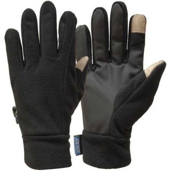 Touch screen bicycle gloves durable fabric