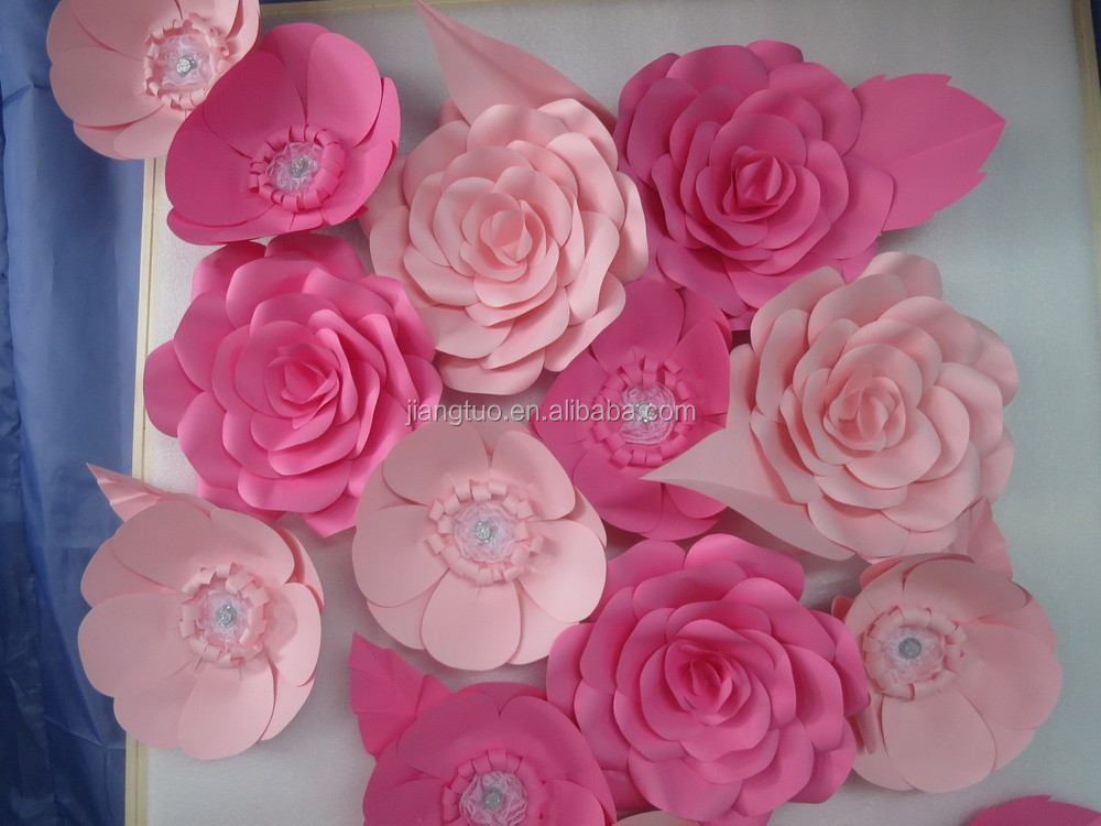Wholesale handmade boutique giant paper flowers buy small paper 00000104g mightylinksfo