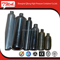 High pressure seamless steel gas cylinder with low price