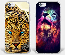 Soft TPU Ultra Thin Phone Cases Cover For Sony Xperia Z3 Animal Pattern Phone Case