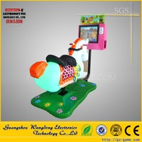 horse racing game machine 3D game