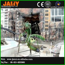 Outdoor Exhibit Insect Artificial Mantis Model