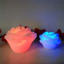 Luxury led paraffin wax scented candle gift set