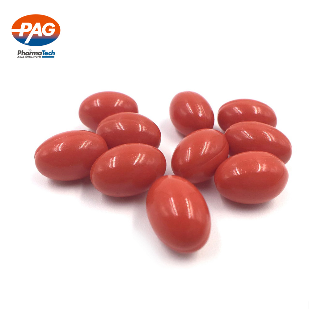 Low price of pluvialis extract astaxanthin 10% powder pharmaceutical raw material perilla seed oil softgel