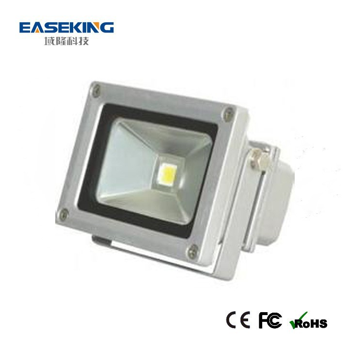 Free sample China Supplier Meanwell driver DC 12V led flood light 10w