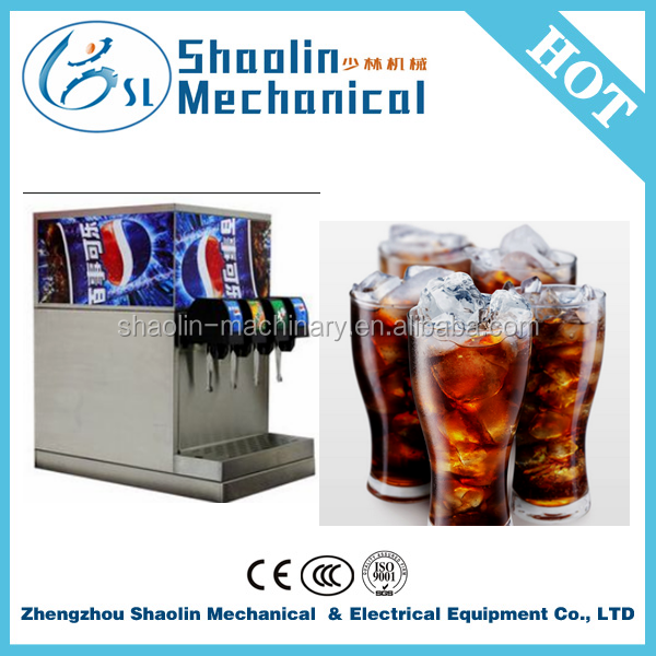 Lowest price coke beverage post mix dispenser with best service