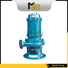 Vertical Inline Sewage Centrifugal Submersible Dirty Water Pump in mines