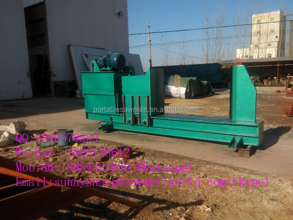 new condition large tree branch crusher machine