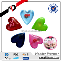 Click Heat Hand Warmers, Magic Hot Pack, China Gift Hot Pack