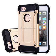 360 full protective Shockproof Durable cell phone Case For Apple iPhone 6 6s Plus mobile accessories