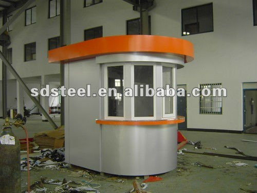 ce prefabricated guard house