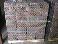 wood log briquettes