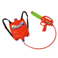 super soaker nerf water gun toy with backpack tank