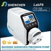 Flexible Impeller Gas Powered Water Flowtech Peristaltic Pump
