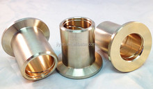 CNC Machining Brass /Stainless Steel/Copper Sleeve/Bronze Bushing