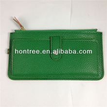 Wholesale fashion leather importer of leather wallets for men/women