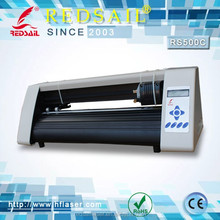 Redsail RS500C mini vinyl cutting plotter support winPCsign software