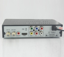 Home ISDB-T Digital TV Receiver box with Analog TV upgrade Digital TV VCAN1047