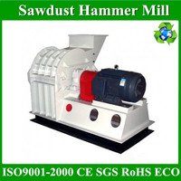Hot selling easy operation impact crusher hammer mill/coconut shell hammer mill