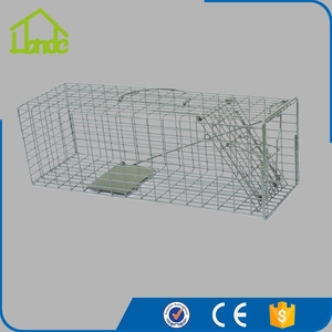 Simpleness Wholesale Rabbit Trap Cage with Coated Steel