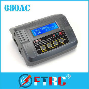 FT680 the BEST AC/DC Lipo charger 6A 80W build power supply and cool fan
