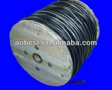 High quality!! China aluminum conductor low voltage twisted abc cable for overhead line