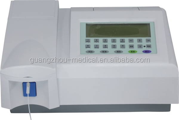Medical Laboratory Equipment Clinical Blood Chemistry Analyzer