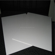 white opaque rigid pvc plastic sheet for playing cards
