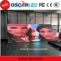 Full Color Tube Chip Color and Indoor Usage p5 indoor full color led display xxx video xx panel x screen