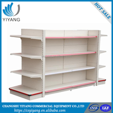 Professional design department store shelving gondola supermarket shelf