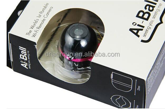 2014 Cctv Factory Security Camera Ai Ball Camera