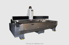 Fortuna CNC2500S CNC Router open hole cutting polishing edging profiling stone marble granite countertop cutting machine