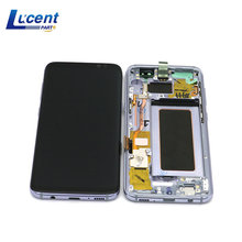 Mobile Phone LCD Display Touch <strong>Screen</strong> <strong>Digitizer</strong> with Frame and Charging Flex For Samsung Galaxy S8 950