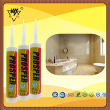100% RTV Acid Silicon Sealant Gum For Bathroom Tile