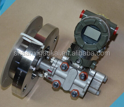 YOKAGAWA EJA210A Flange Mounted Differential Pressure Transmitter differential pressure level transmitter