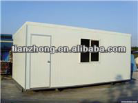 flat pack container house