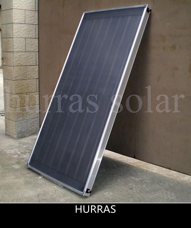 300L compact Flat plate pressure solar water heater
