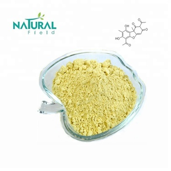 Direct Manufacture Usnic Acid Powder 98% CAS: 125-46-2