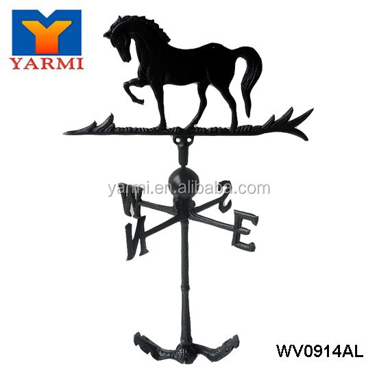 HORSE METAL WEATHER VANE