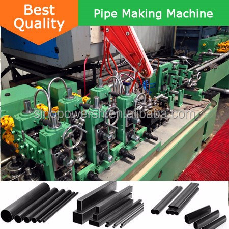 Brand new automatic steel pipe making production machine