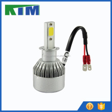 High quality 36W 9-36V H3 single beam led head light for car