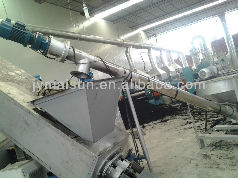 tyre recycling rubber powder machine-devulcanizer