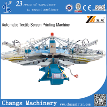 YH Automatic T-Shirt/Texitle/Fabric Screen Printing Machinery