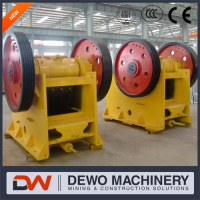 High quality Jaw Crusher machine, stone crushers price in China