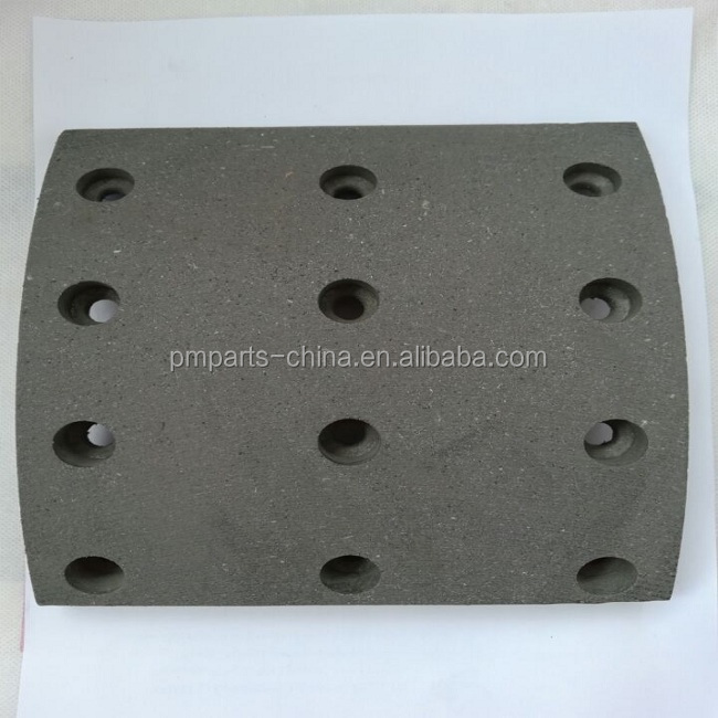 Xingtai Haoheng Brake pad manufacturers for maz truck