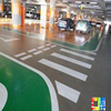 architecture paint Scratching Resistance Epoxy Floor coating for Car Park